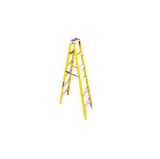 Escaleras de fibra de vidrio tijera doble acceso - Escalera de fibra de vidrio ...