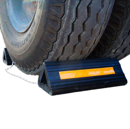 Kit de calzas de seguridad para camiones