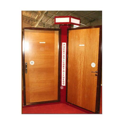 Puertas contra incendio seguridad global for Puertas contra incendios