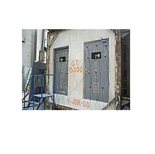 Puertas contra incendio rf 30 con vidrio seguridad global - Puertas contra incendios ...