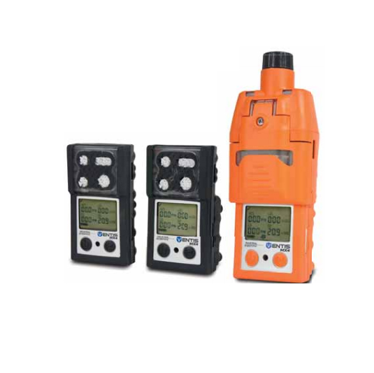 Detector multigas ventis mx4 seguridad global - Detectores de gas ...