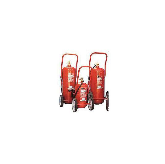 Extintores Móviles