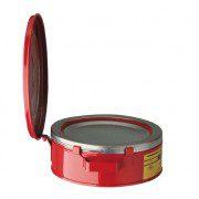 Bidón 10295 2 lt acero de limpieza Justrite - 2 litros