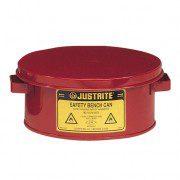 Bidón 10375 4 lt acero de limpieza Justrite - 4 litros