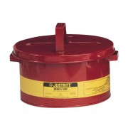 Bidones de limpieza Justrite 10575 - 7,5 litros