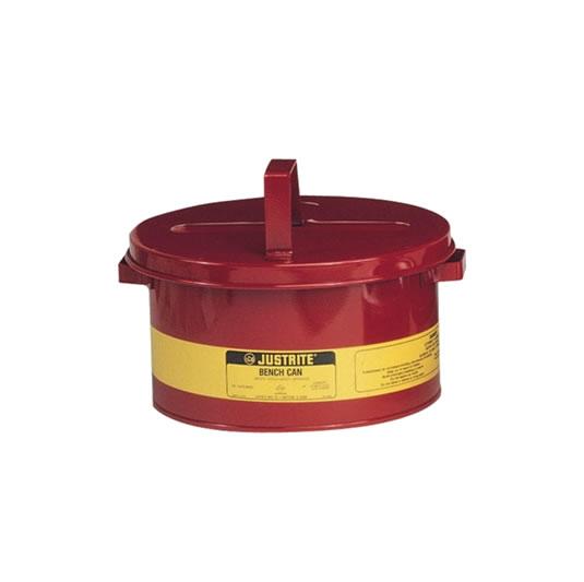 Bidones de limpieza Justrite 10775 - 11 litros
