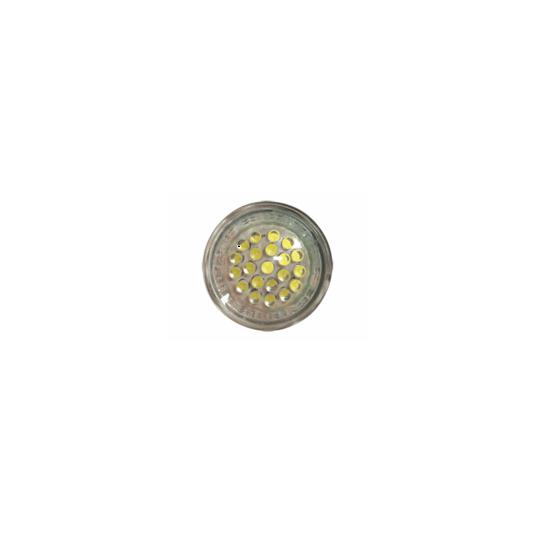 SPOTLIGHTS LED - LUZ BLANCA FRIA - 220V / 1,3W