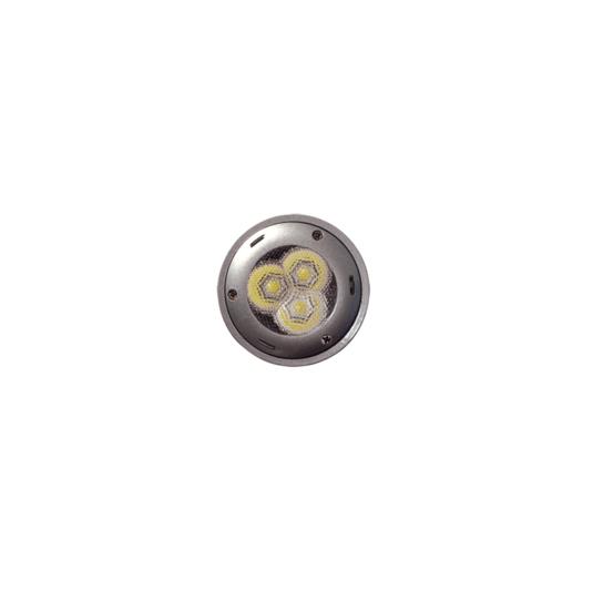 SPOTLIGHTS LED - LUZ BLANCA FRIA - 220V / 4,8W