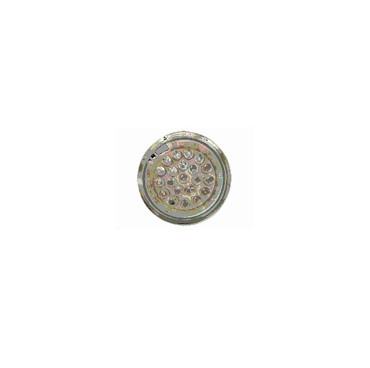 SPOTLIGHTS LED - LUZ ROJA - 12V / 1,3W