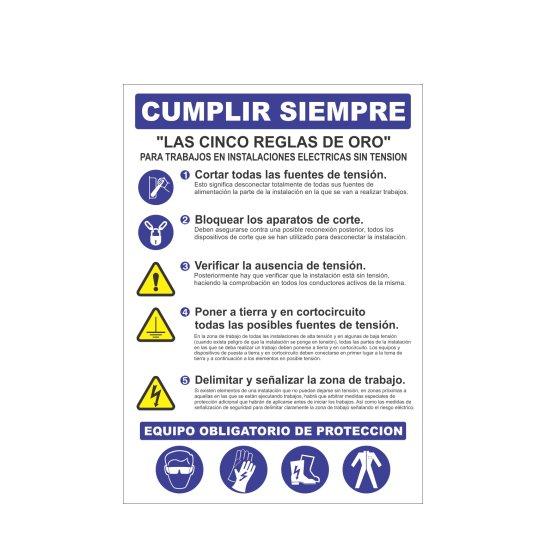 carteles industriales especiales a pedido