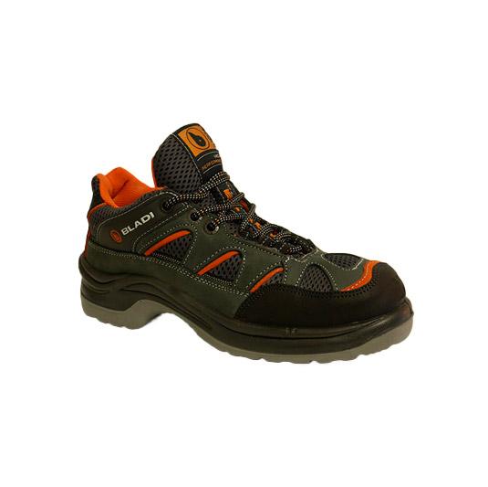 Zapatos de seguridad Bladi 130 Trekking con puntera de nylon