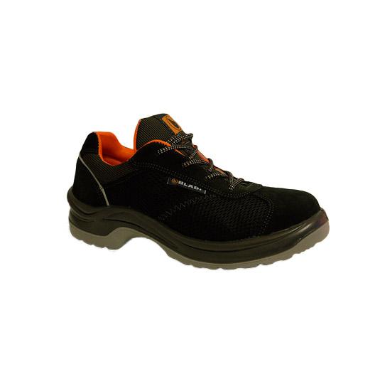 Zapatos de seguridad Bladi 210 con Bumper y puntera de nylon