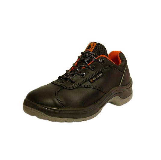 Zapatos de seguridad Bladi 211 con Bumper y puntera de acero