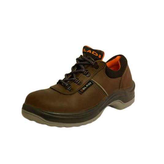 Zapatos de seguridad Bladi 220 capellada lisa y puntera de nylon