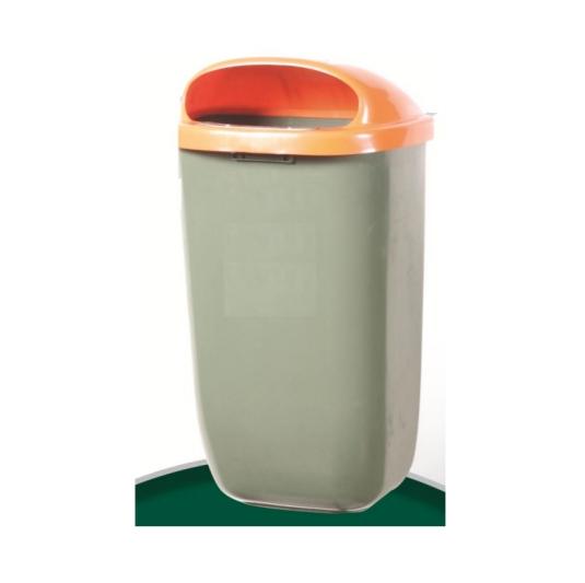 Papeleros DIN 50L Cestos Capacidad 50 litros