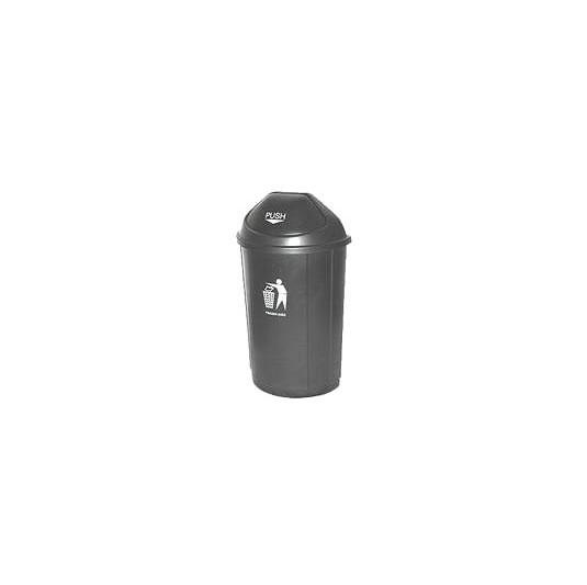 Contenedores para residuos tapa vaivén capacidad 80 litros