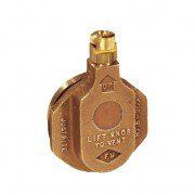 Válvulas de venteo 08300 horizontal bronce Justrite