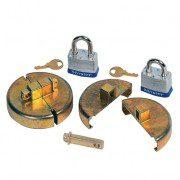 Tapones de seguridad 08511 para tambores de 200 litros Justrite
