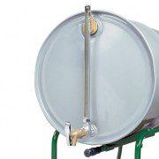 Indicadores de llenado 8533 para tambor horizontal Justrite