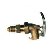 Grifos de seguridad 08910 Justrite - 3/4 pulgada de bronce ajustable
