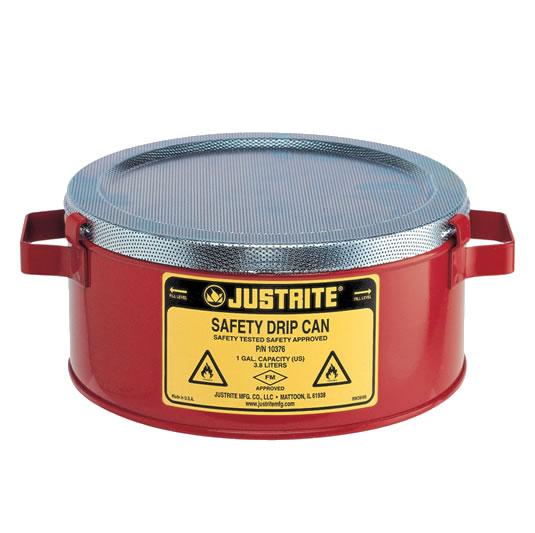 Bidón para goteos Justrite 10376