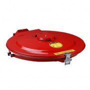 Tapas de seguridad 26754 para tambores de 200 litros con control de vapores y olores Justrite