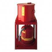 Soportes 27501 para tanques de lavado Justrite