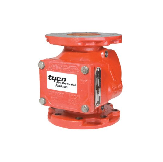 Válvula de estación de alarma TYCO