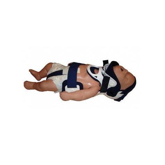 CHALECOS DE EXTRICACION E INMOVILIZACION INFANTIL FULL BODY