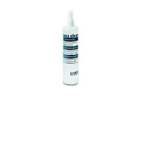 Liquido UVEX S463 limpieza de anteojos