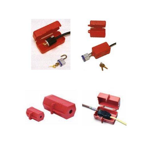 Bloqueadores para ENCHUFES ELECTRICOS NORTH E-SAFE