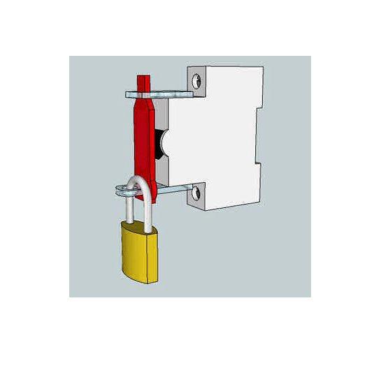 Kit de Bloqueo KB01 para llaves eléctricas