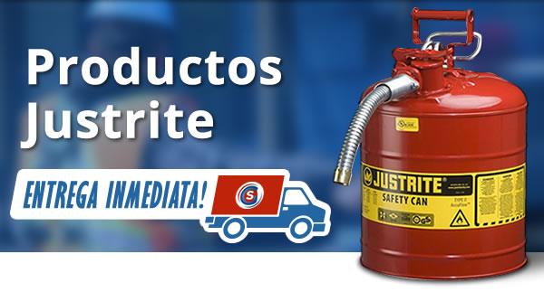 Distribuidor Justrite Almacenamiento Inflamables Justrite