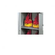 ESTANTE JUSTRITE 29951 SpillSlope™ - 19 GALONES