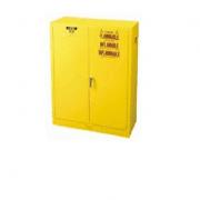 GABINETES 893000 30 Ga PM IGNIFUGOS JUSTRITE Ex-25300 30 Galones Amarillos Puerta Manual