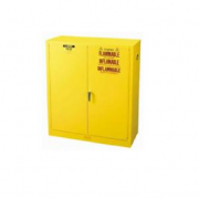 GABINETES 893010 40 Ga PM IGNIFUGOS JUSTRITE Ex-25390 40 Galones Amarillos Puerta Manual