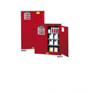 GABINETES 896031 96 Gal PA IGNIFUGOS JUSTRITE Para combustibles 96 Galones Puertas automaticas