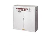 GABINETES 8945053 45 Ga PM IGNIFUGOS PARA RESIDUOS INFLAMABLES JUSTRITE 45 Galones Puerta Manual