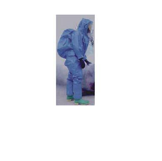 TRAJES HERMETICOS A GASES RESPONDER 7H KAPPLER 7A-23465