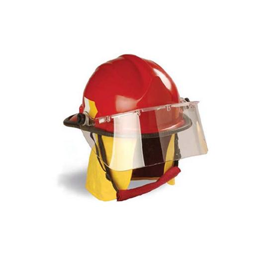 Cascos para bombero