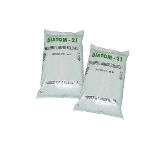 DIATOM 21 absorbente mineral ecológico