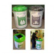Estaciones de Reciclaje de 200 litros
