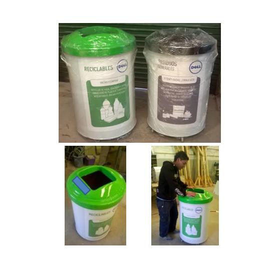 Estaciones de Reciclaje