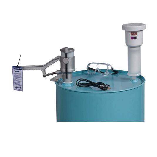 AeroSolv Sistema destructor de aerosoles