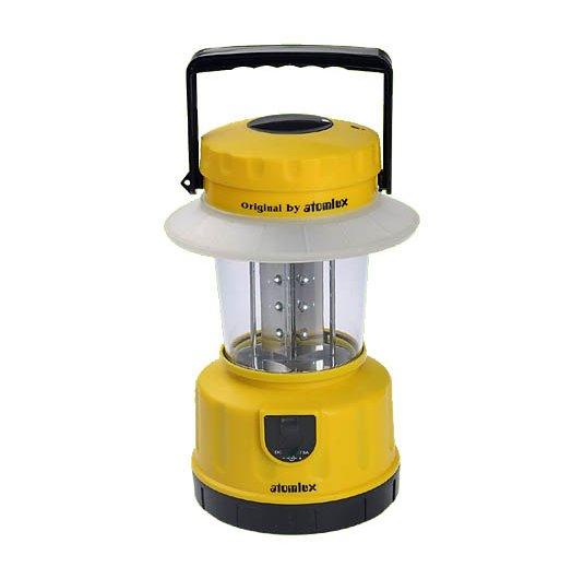 Luz de Emergencia Portatil Farol a LEDs Recargable