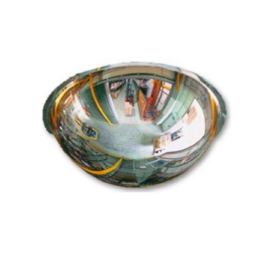 espejos parabolicos media esfera