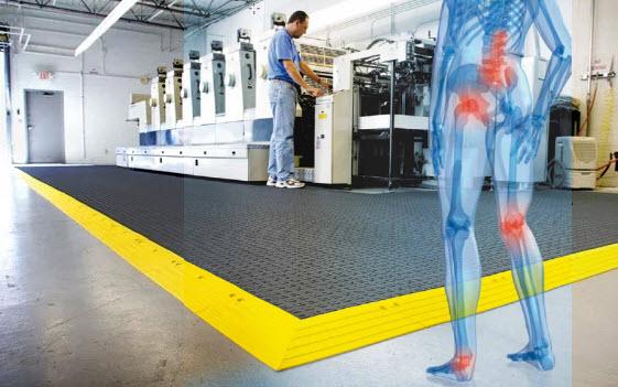 pisos ergonomicos alfombras antifatiga wearwell