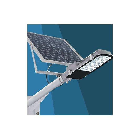 Luminarias Solar Garden 100W LED SOLARES a LED ATOMLUX