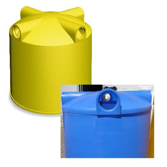 Contenedores para residuos Iglú Circular 1M3