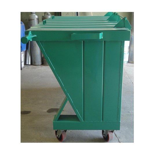 Contenedores para residuos Metálicos de 1 m3